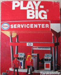 5742-300-8 Play-Big Tankstelle Esso