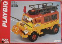 6210 Play-Big Safari-Unimog