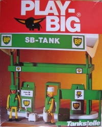 5742-200-8 Play-Big Tankstelle BP